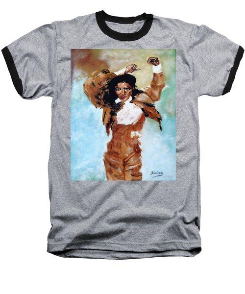 Carmen Amaya Baseball T-Shirt