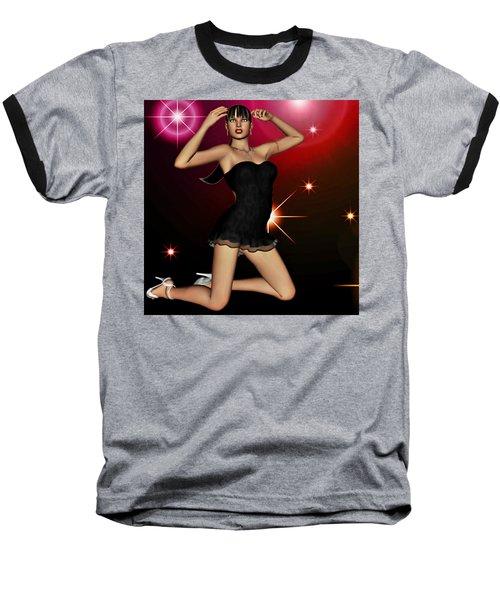 Carmen Baseball T-Shirt