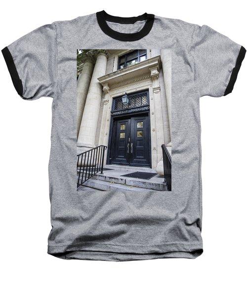 Carnegie Building Penn State  Baseball T-Shirt