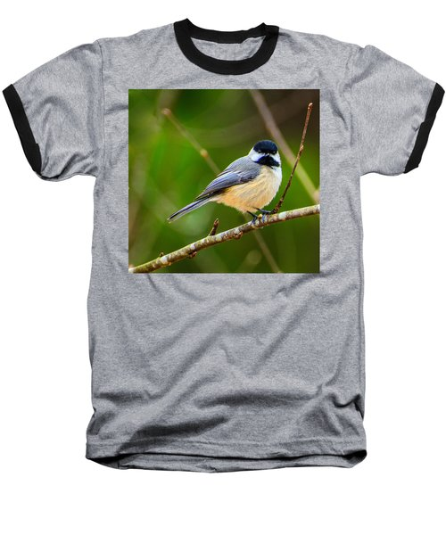 Carolina Chickadee Baseball T-Shirt