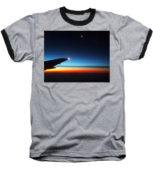 Carolina Sunrise Baseball T-Shirt