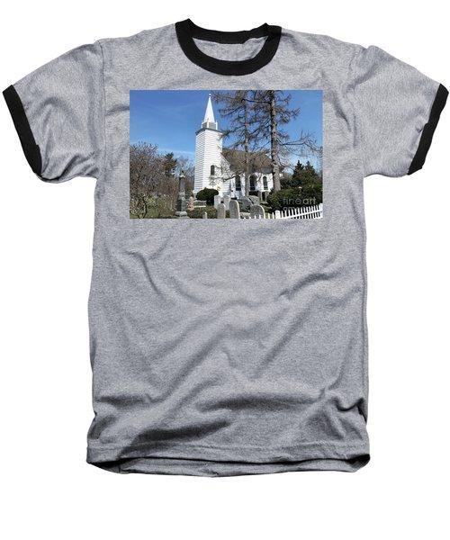 Caroline Church Of Brookhaven  Baseball T-Shirt