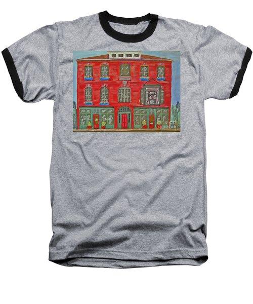 Carpe Diem Coffee Roasters Baseball T-Shirt