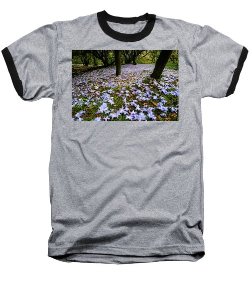 Carpet Of Petals Baseball T-Shirt