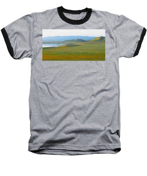 Carrizo Beauty Baseball T-Shirt