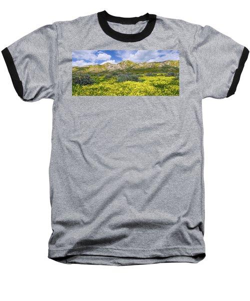 Carrizo Spring Baseball T-Shirt by Bjorn Burton