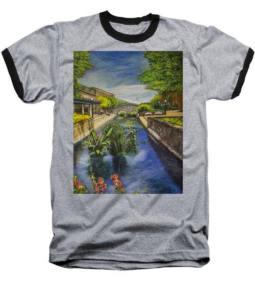 Carroll Creek Baseball T-Shirt by Ron Richard Baviello