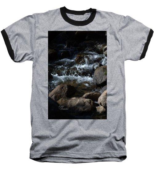 Baseball T-Shirt featuring the photograph Carson River by Lynn Bawden