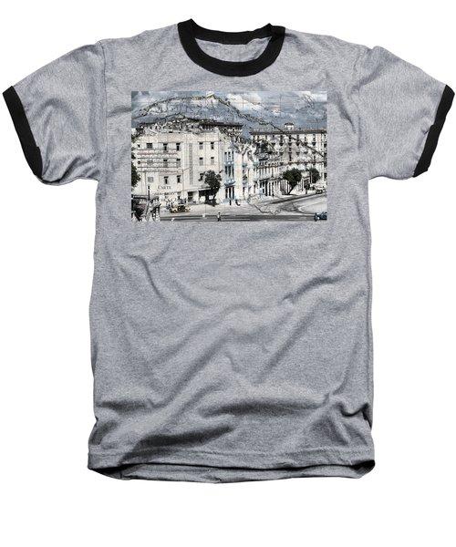 Carte Isle De Cuba Baseball T-Shirt