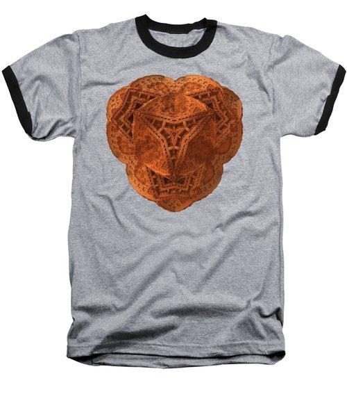 Carved Baseball T-Shirt