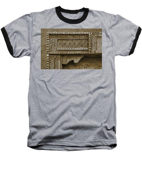 Carving - 3 Baseball T-Shirt by Nikolyn McDonald