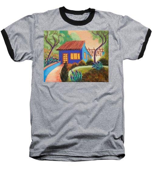 Casa Azul Baseball T-Shirt