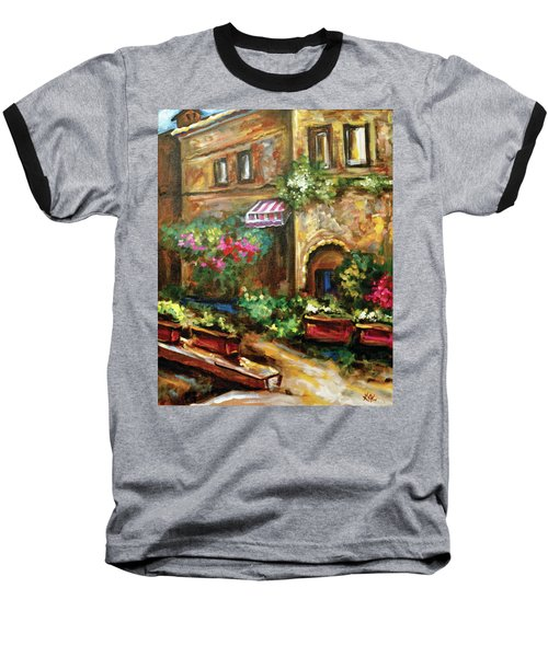 Casa Bella Baseball T-Shirt