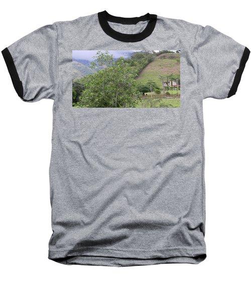 Casa Campo Adjuntas Baseball T-Shirt