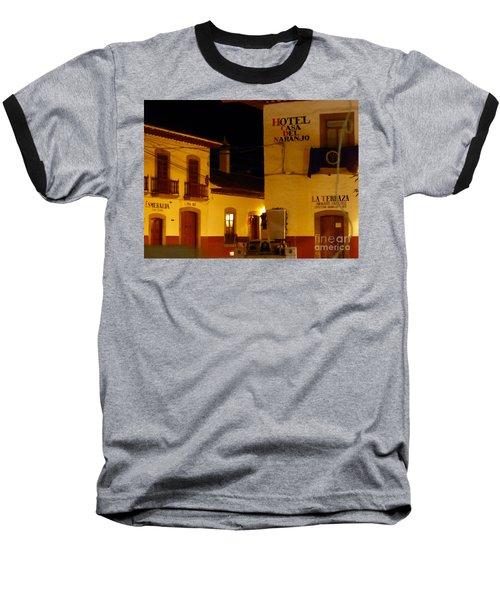Casa Del Naranjo Baseball T-Shirt