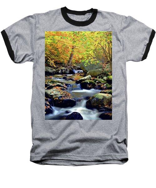 Cascade Brook Baseball T-Shirt