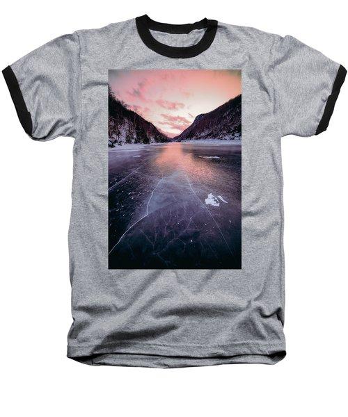Cascade Ice Baseball T-Shirt