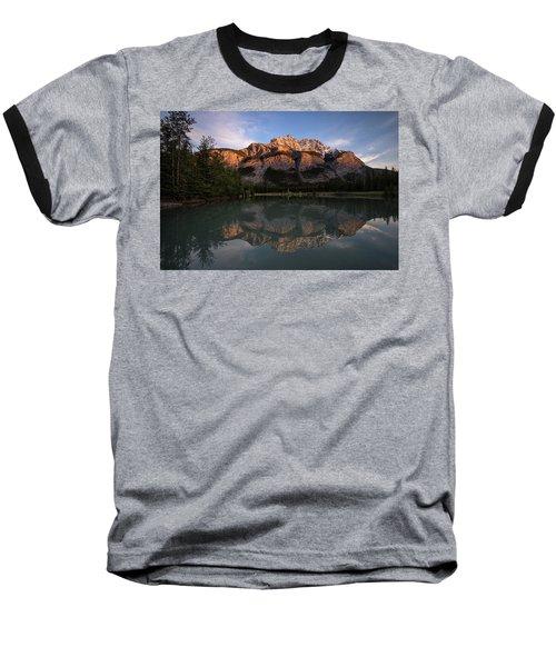 Cascade Ponds Reflections Baseball T-Shirt
