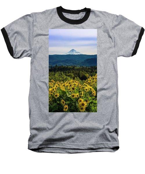 Cascade Spring Baseball T-Shirt