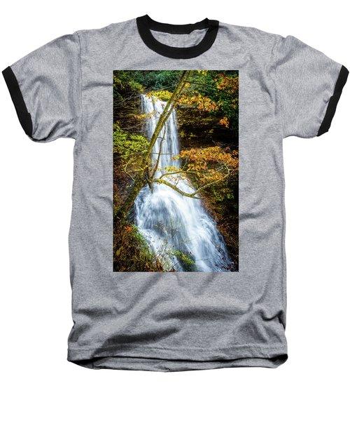 Cascades Deck View Baseball T-Shirt