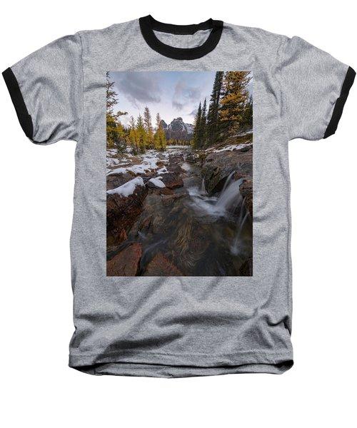 Cascading Baseball T-Shirt