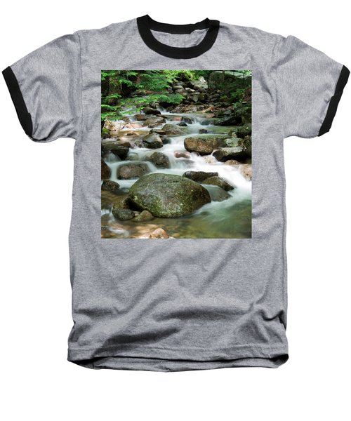 Cascading Water Baseball T-Shirt