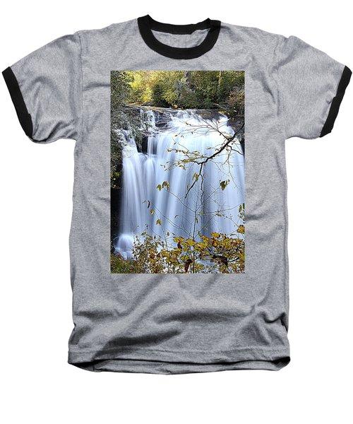Cascading Water Fall Baseball T-Shirt
