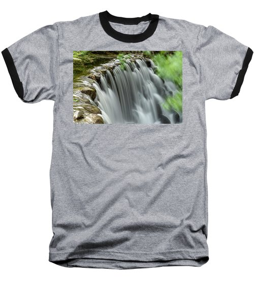 Cascading Water Baseball T-Shirt