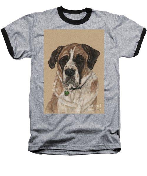 Casey  Baseball T-Shirt by Meagan  Visser