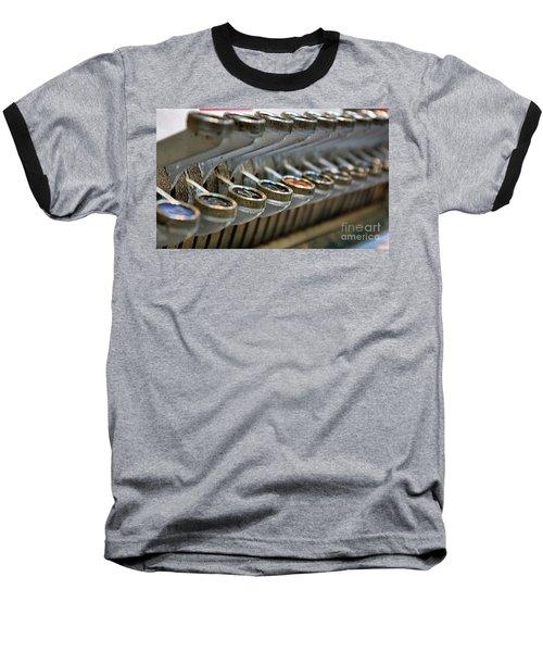 Cash Only Please....lol Baseball T-Shirt by John S