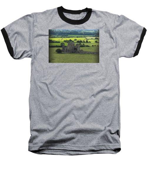 Cashel Hore Abbey Baseball T-Shirt
