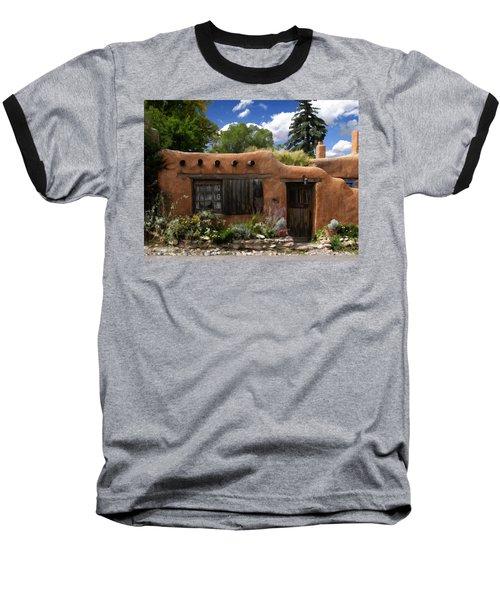Casita De Santa Fe Baseball T-Shirt