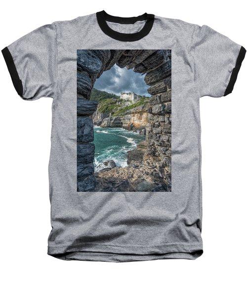 Castello Doria Baseball T-Shirt