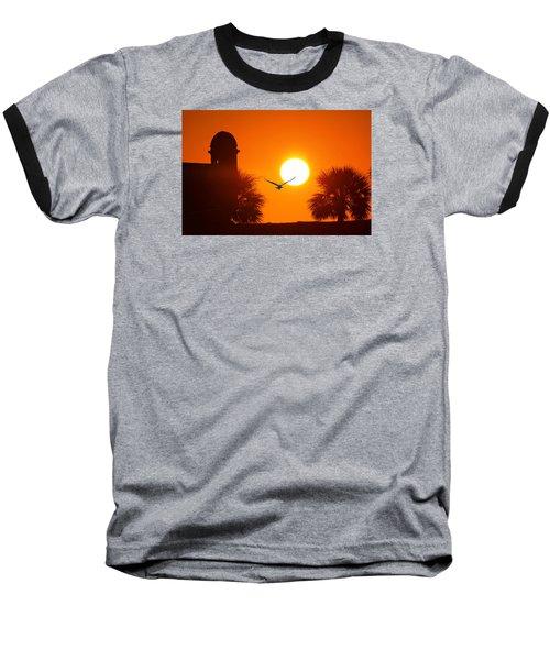 Castillio De San Marcos Baseball T-Shirt