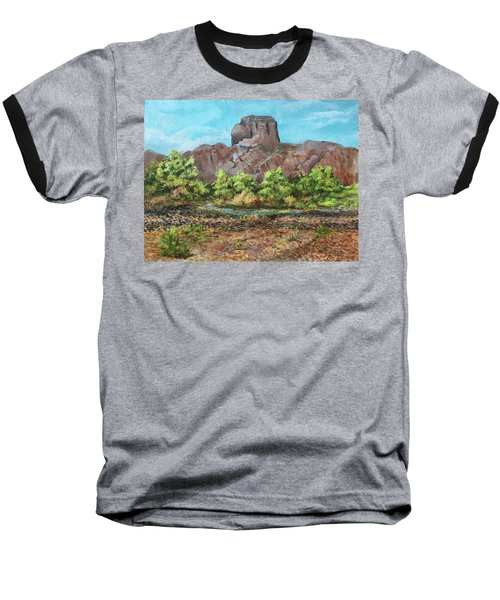 Castle Dome Flash Flood Baseball T-Shirt