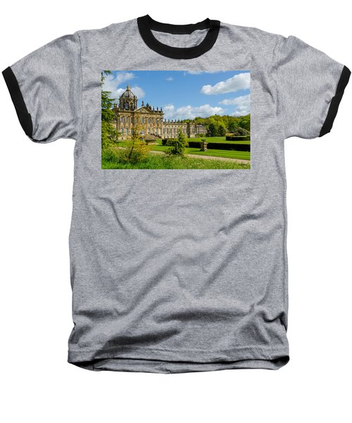 Castle Howard Baseball T-Shirt