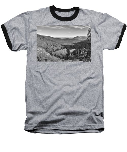 Castle Lake Baseball T-Shirt