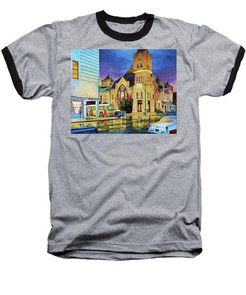 Castle Of Imagination Baseball T-Shirt