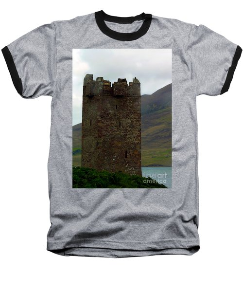 Castle Of The Pirate Queen Baseball T-Shirt