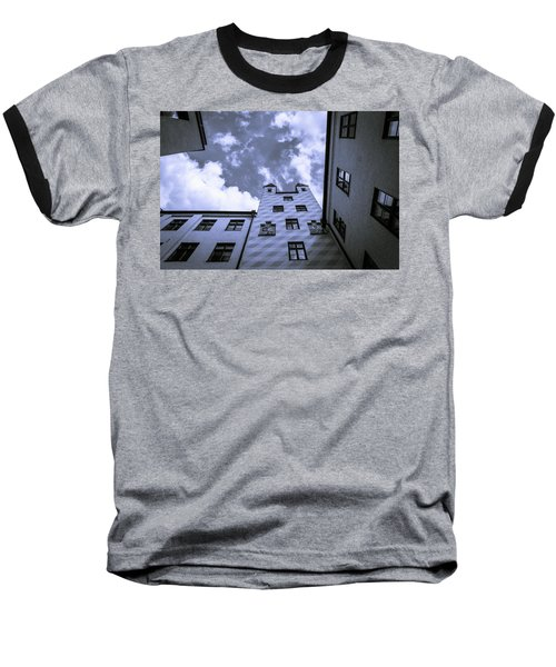 Baseball T-Shirt featuring the photograph Castle by Sergey Simanovsky