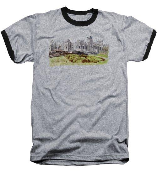 Castle Ward Baseball T-Shirt
