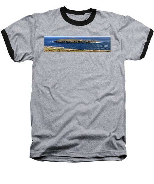 Baseball T-Shirt featuring the photograph Casuarina Islets by Stephen Mitchell