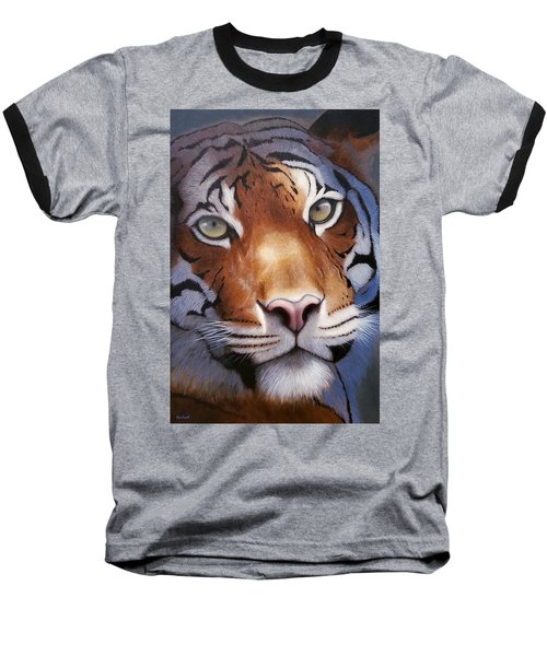 Cat And Mouse Baseball T-Shirt