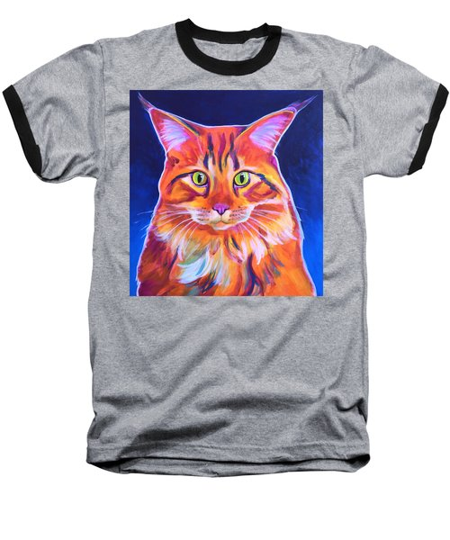 Cat - Cosmo Baseball T-Shirt