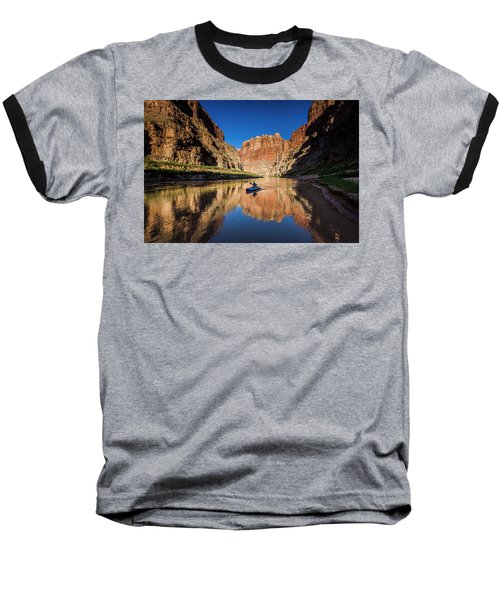 Cataract Canyon Baseball T-Shirt