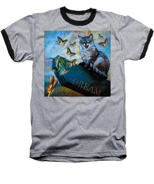 Catch A Dream Baseball T-Shirt