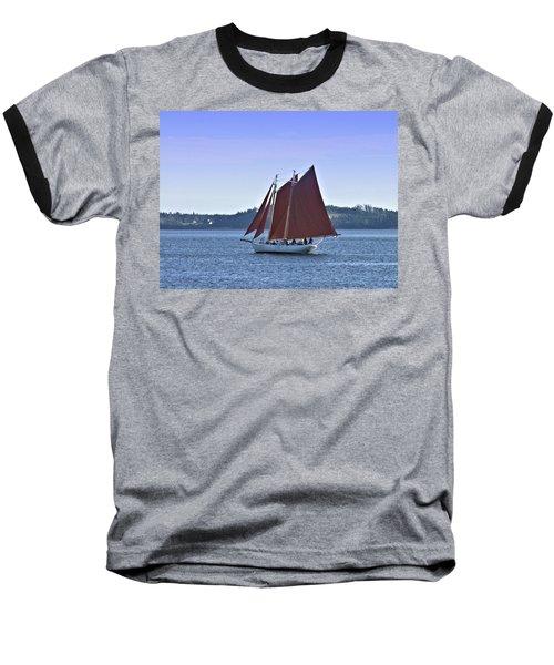 Catch The Breeze Baseball T-Shirt