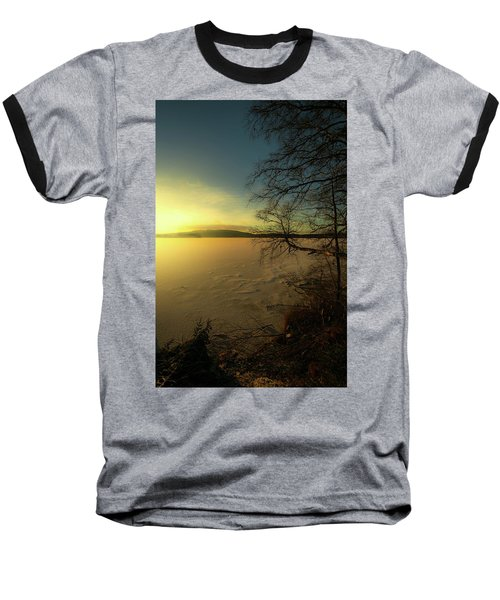 Catch The Light Baseball T-Shirt