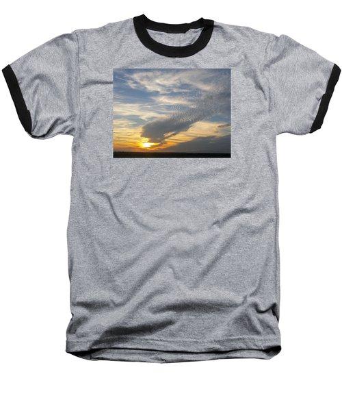 Catch The Morning Sun Baseball T-Shirt