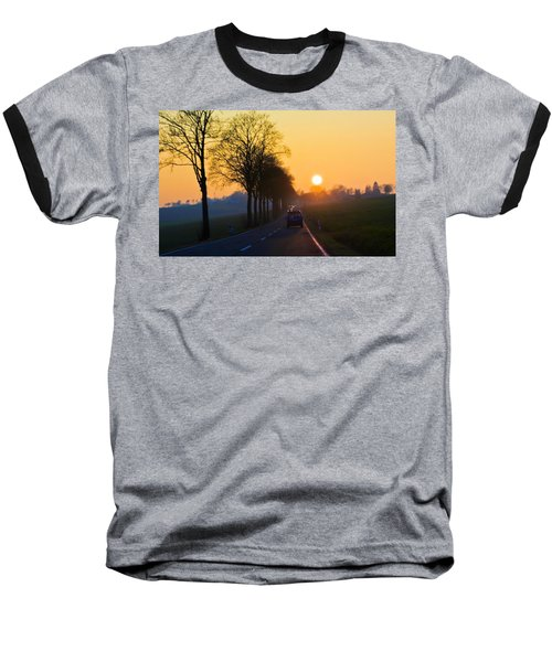 Catching The Sun Baseball T-Shirt